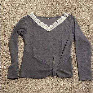 *brand new* eleven oaks boutique sweater